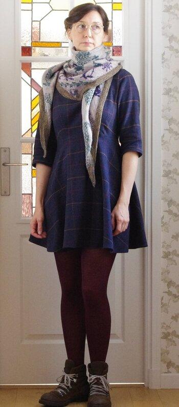 La robe doudou