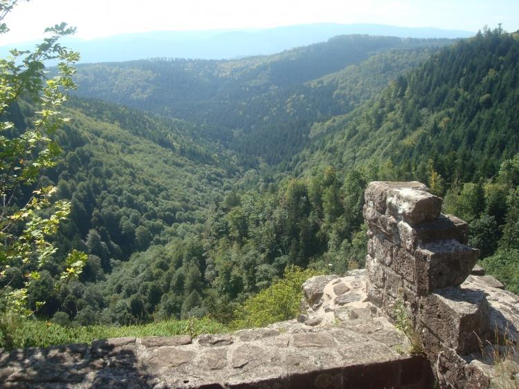 Vosges-la vallée de la Bruche