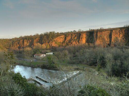 Le pont Caffino