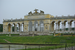 SCHÖNBRUNN - LA GLORIETTE