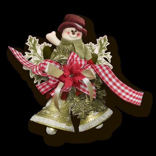 Cloches de Noël Série