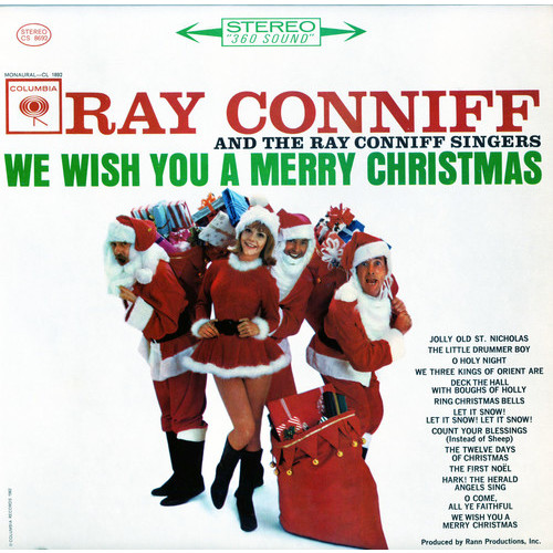 Résultats de recherche d'images pour « we wish you a merry christmas lp »