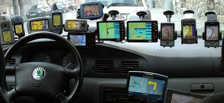 Collection De GPS