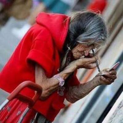 Pauvre mère-grand...