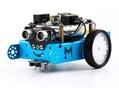 Chaînes d'énergie et d'information du robot mBot