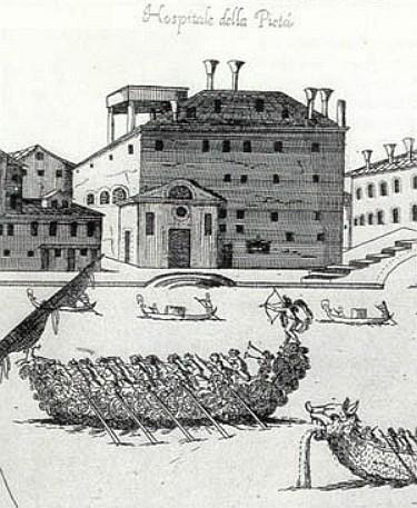 Le Pio ospedalle della Piéta...