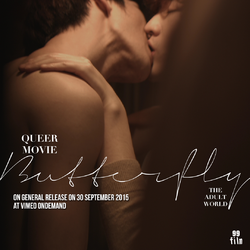 Queer Movie : Butterfly