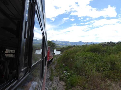 2eme jour marché d'Otavalo et train de la libertad