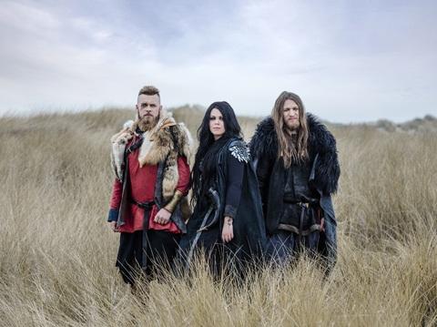 SKÁLD - Les détails du premier EP éponyme