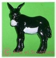 Fait par Josy: ane catalan - Arts et Sculpture: sculpteur mouleur