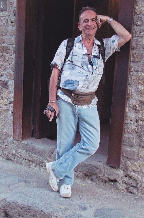 Je suis le propriétaire du Lupanar de Pompéi, une vocation tardive...