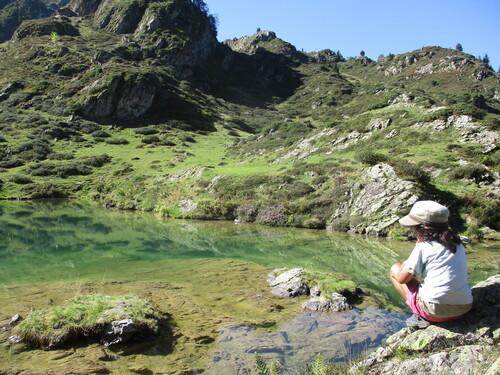 Bivouac (1 nuit) : étang d'Ayes (Couserans Bethmale) - 09