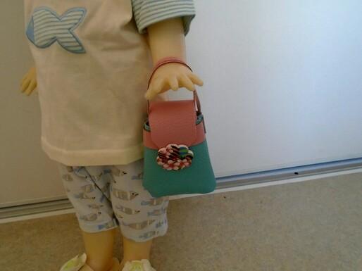 Un petit sac pour Amandine