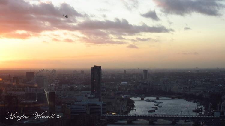 Londres : Nuisances aériennes