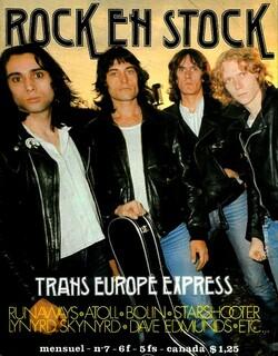 TRANS EUROPE EXPRESS (1975-1980)