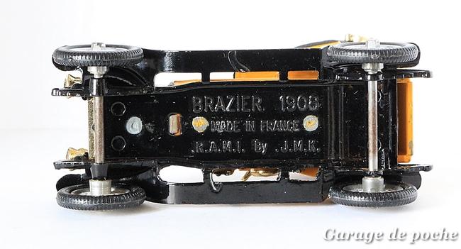 Brazier Landaulet 1908 RAMI JMK