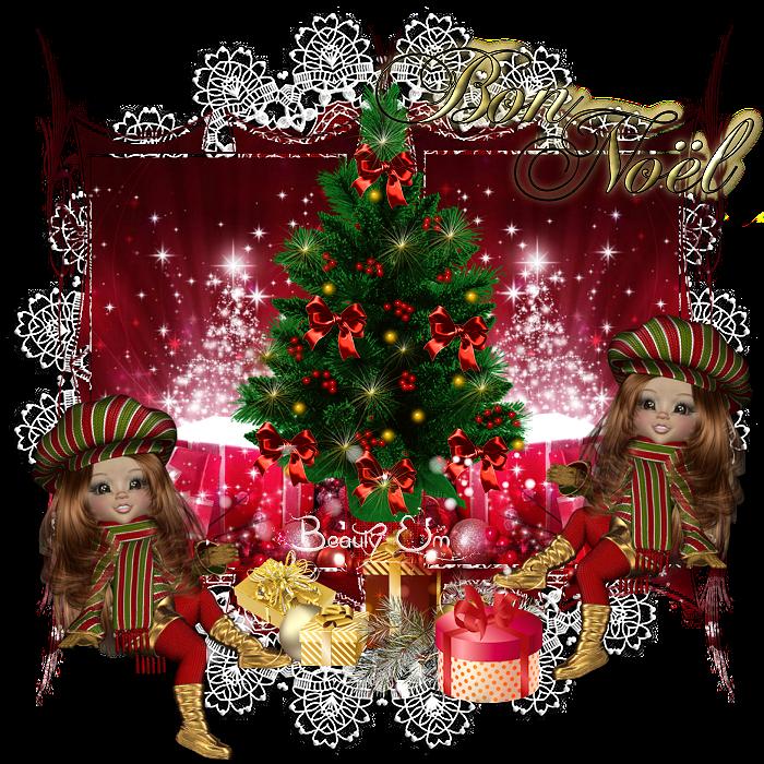 Tags divers Noel 4