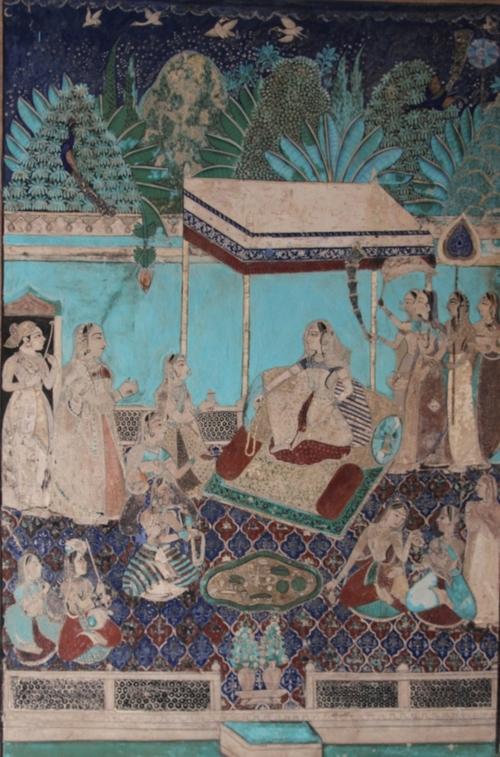 Le Garh Palace à Bundi