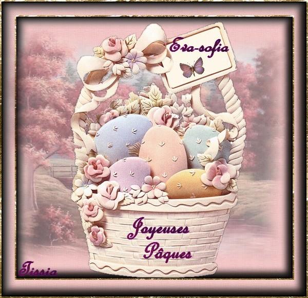 Joyeuses Pâques eva