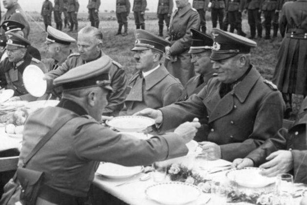 Hitler et les Sudètes