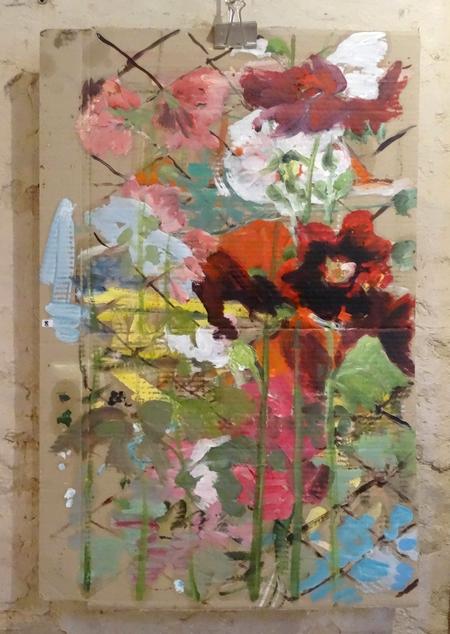 """""""Bonjour monsieur Courbet"""" la nouvelle exposition de Karin Neumann à Laignes"""