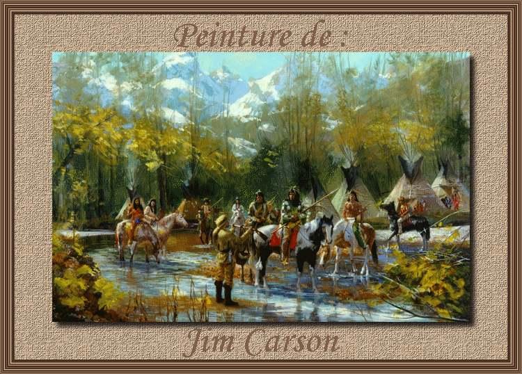 Peinture de : Jim Carson