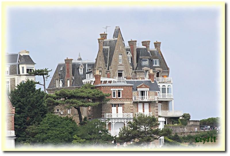 Villas Dinard