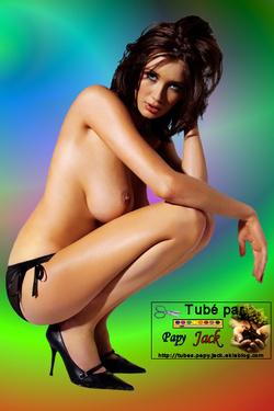 -- F. -- Seins nus et Nudité Art -- 4