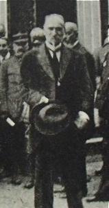 Émile Piat portrait 1917