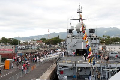 Journée portes ouvertes à la base navale ce samedi 13 juin
