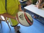 """Huitième exposé """"Le rugby"""""""