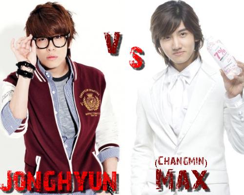 JongHyun (SHINee) vs Max (TVXQ) - Round 6