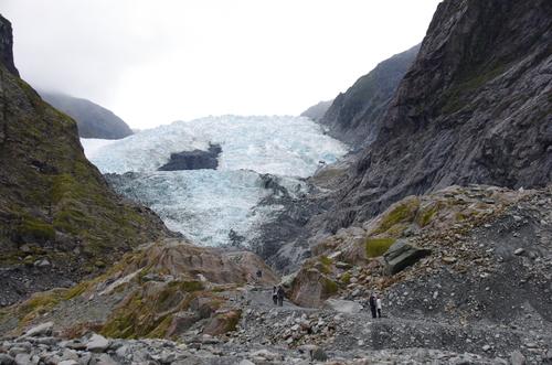 Nouvelle-Zélande #16 - De Franz Josef Glacier à Greymouth