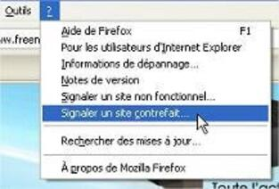 Agir contre le phishing (Mails Arnaques)