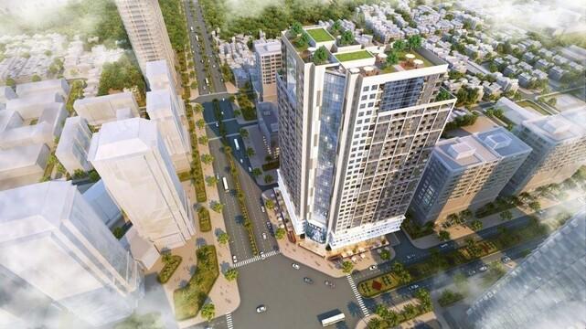 Tiến độ thanh toán dự án Chung cư Golden Park Tower