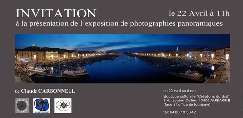 Photographies panoramiques