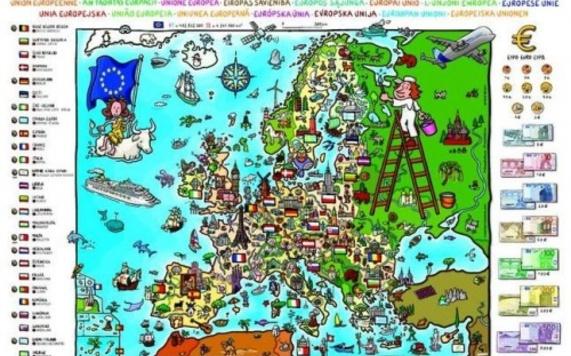 Mon cahier d'Europe 2012