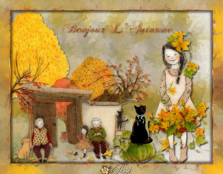 * Bonjour L'Automne *