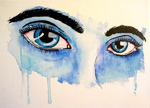 Oh les beaux yeux