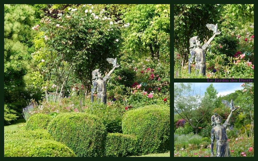 Le jardin des Dietzs