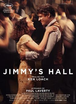 JIMMY'S HALL AFFICHE