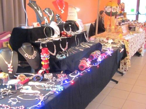 Le Marché de Noël de Chamesson