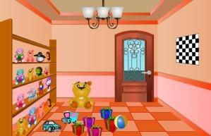 Doll room escape