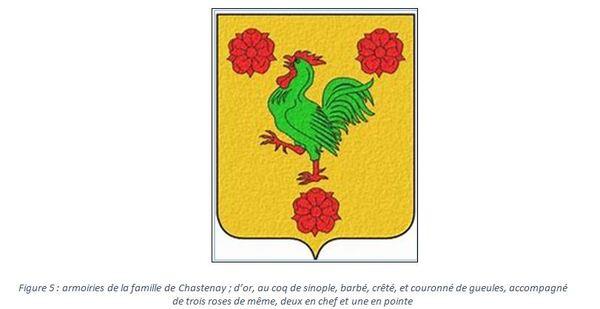 """""""Quelques  chanoinesses du Châtillonnais"""", un notule d'Histoire de Dominique Masson"""