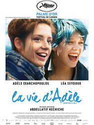 Affiche La vie d'Adèle, chapitres 1 & 2