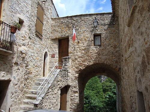 Saint-Guilhem-le-désert   (Hérault)