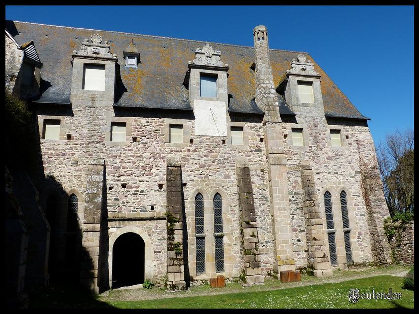 Paimpol - Abbaye de Beauport( Côtes-d'Armor 22)