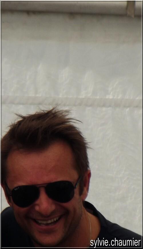 David Smet au gt tour au vigeant 2013 le 6 et 7 juillet 2013