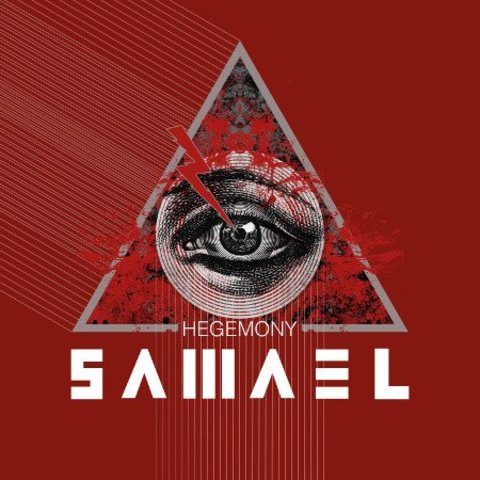 "SAMAEL - ""Hegemony"" (360° Animated video)"