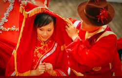 Toutes les étapes du mariage chinois